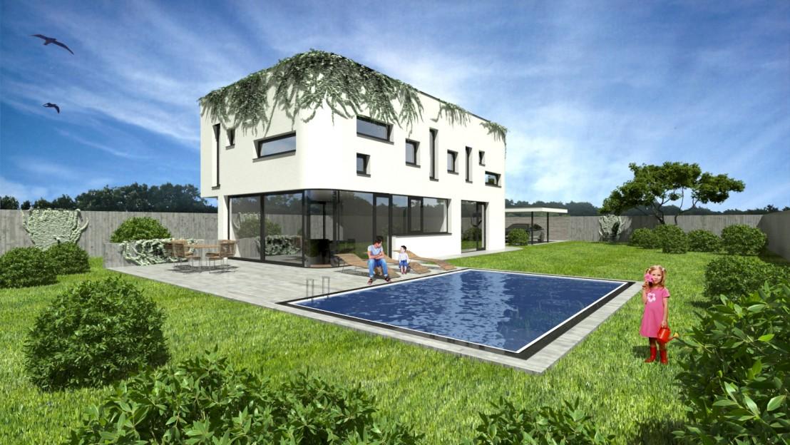Galerie Haus CS. - Innoarch - Innovative Architekturlösungen